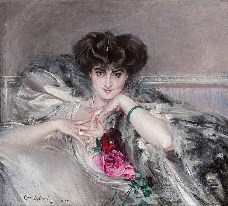 Ritratto della Principessa Radziwill. Giovanni Boldini e le muse divine