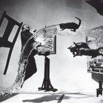 Il Dalì Atomicus di Philippe Halsman e Salvador Dalì