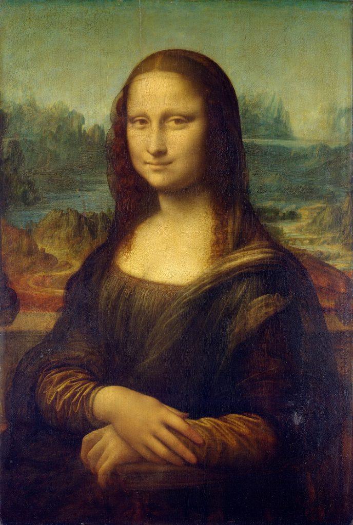 "La ""Gioconda"" di Leonardo da Vinci"