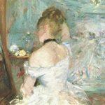 "Le donne impressioniste. ""Lady at her toilette"" di Berthe Morisot"