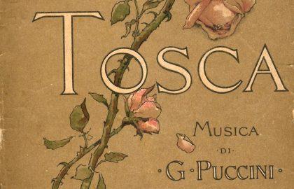 """La """"Tosca"""" di Puccini. Opera lirica"""