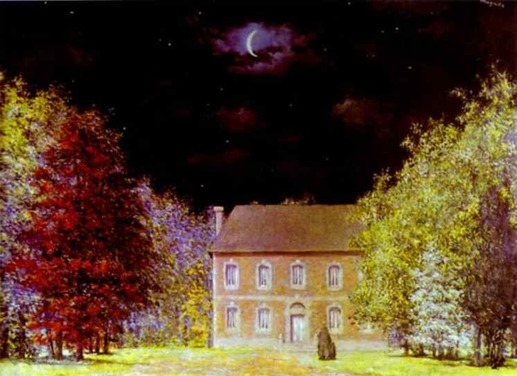 "Il ""Salone di Dio"" di René Magritte"