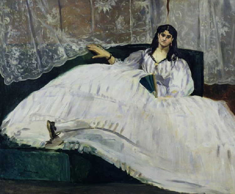 """Jeanne Duval"" di Édouard Manet"