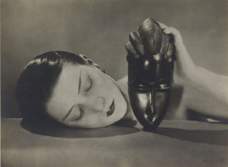 """""""Noire et Blanche"""" di Man Ray, 1926, Courtesy Christie's"""
