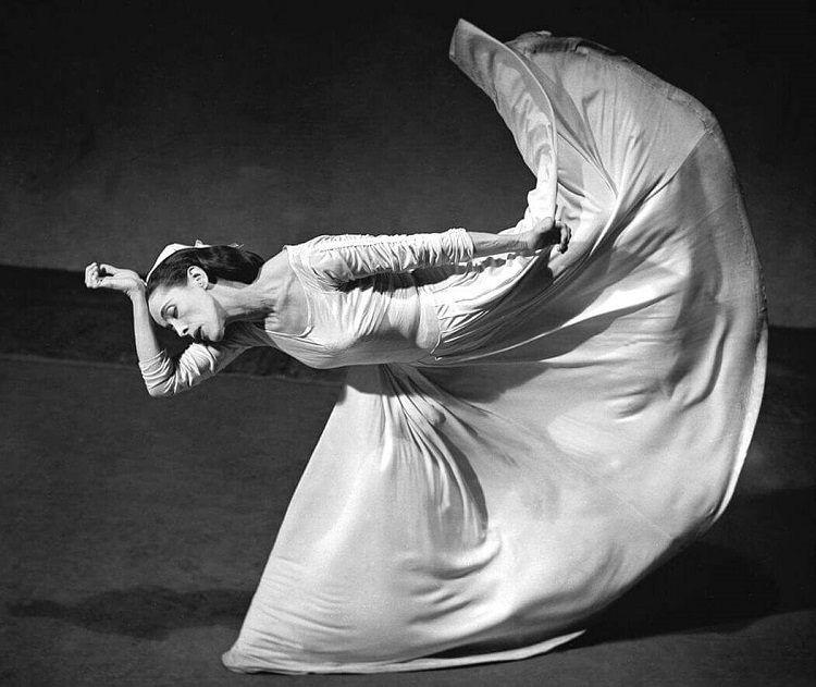 Danza moderna. Tecnica Graham Martha