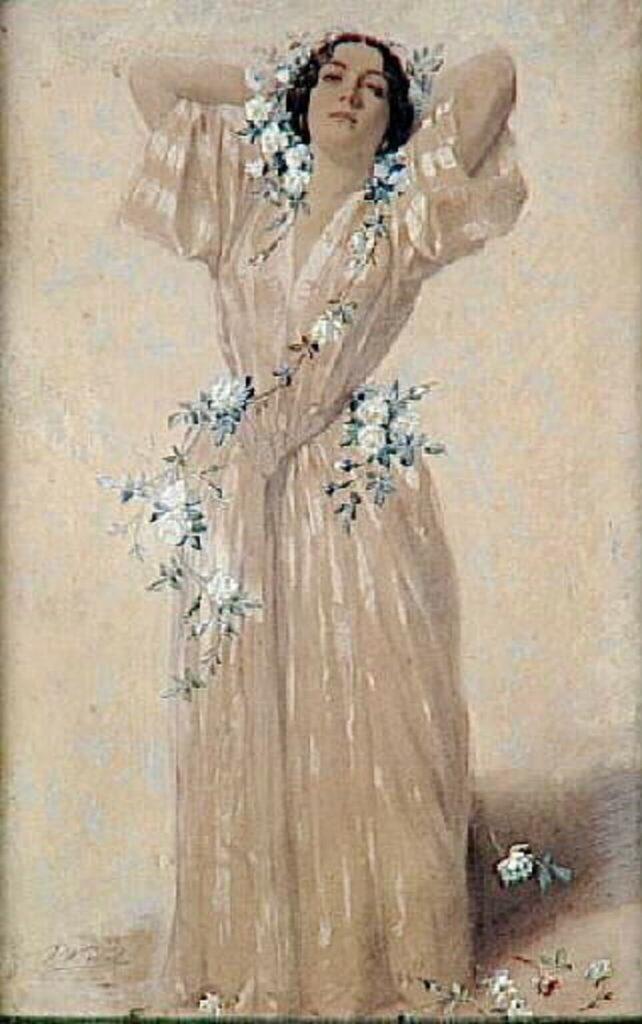 Madame Sabatier di Vincent Vidal