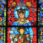 Le colorate vetrate gotiche