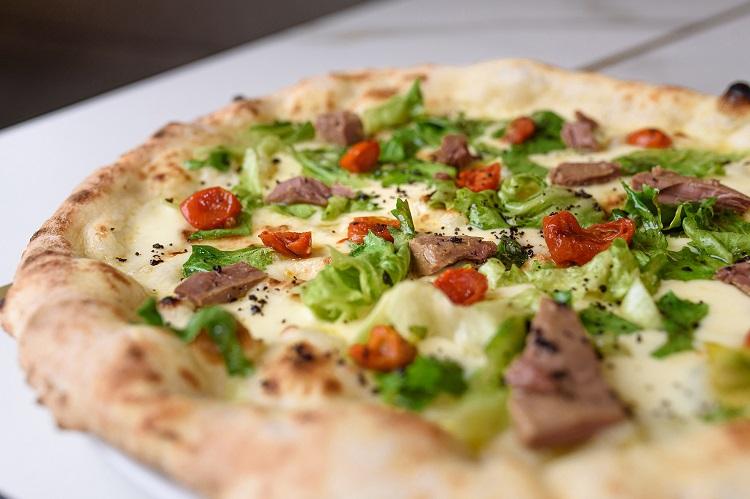 La pizzeria BRO