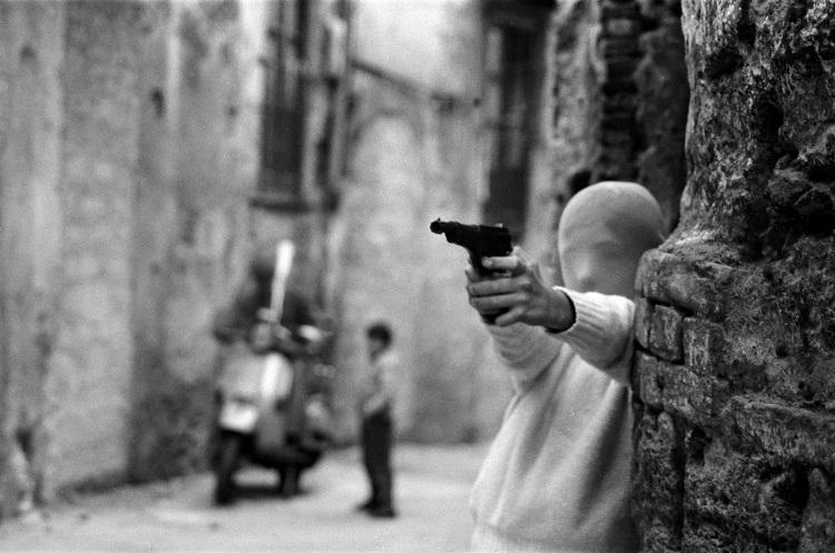 """""""Il gioco dei killer"""" di Letizia Battaglia"""