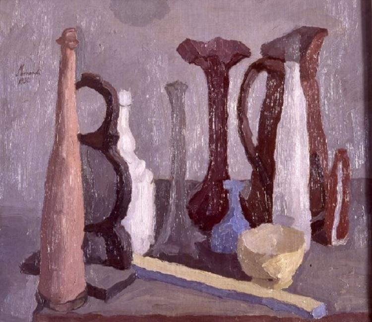 Natura Morta di Morandi, 1932
