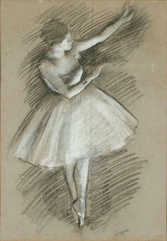 """""""La danzatrice stanca"""" di Montale per Carla Fracci"""