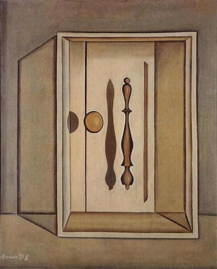 La Natura Morta di Giorgio Morandi, 1918