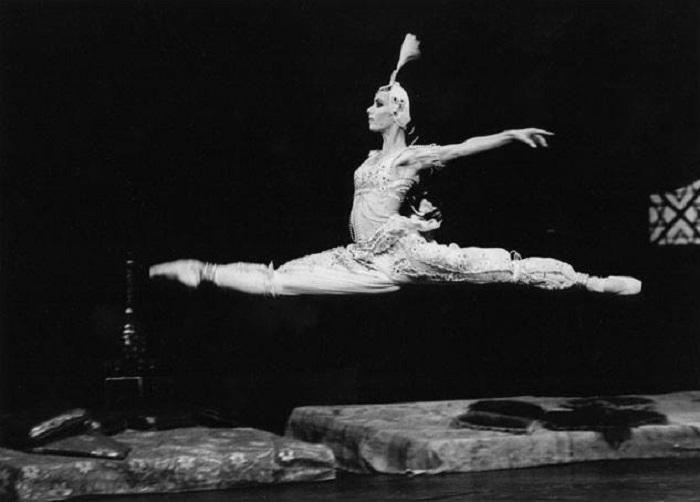 Etoile Sylvie Guillem ballerina e coreografa