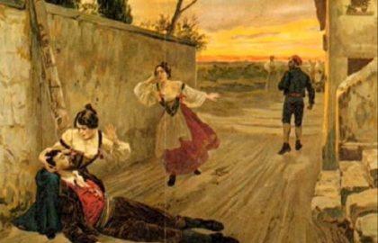 """La """"Cavalleria rusticana"""" di Pietro Mascagni"""