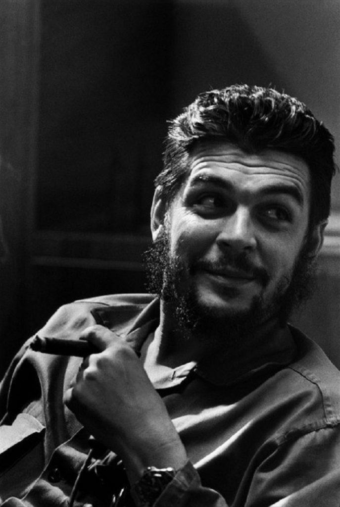 Ernesto Che Guevara di Elliott Erwitt