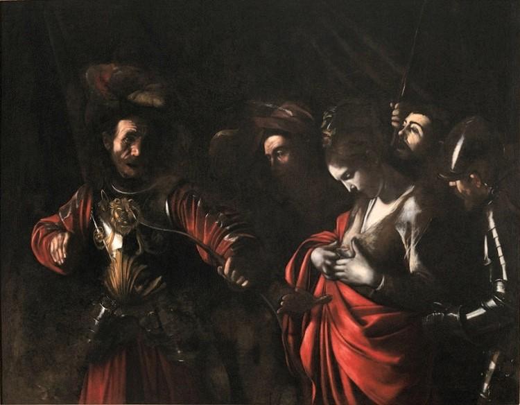 """Il """"Martirio di sant'Orsola"""" di Caravaggio"""