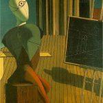 """""""Il Vaticinatore"""" di Giorgio De Chirico. L'arte e la pittura metafisica"""