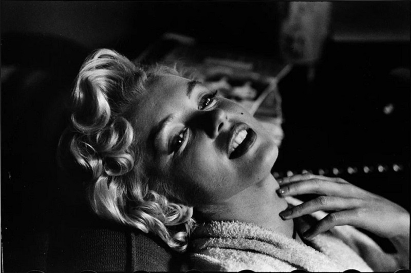 Marilyn Monroe di Elliott Erwitt