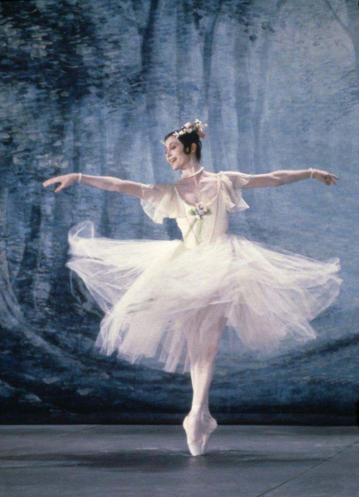 """""""La Sylphide"""" 1985. La libellula bianca della danza italiana"""