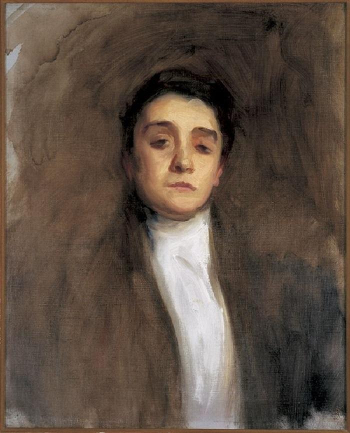 Eleanora Duse di Sargent John Singer