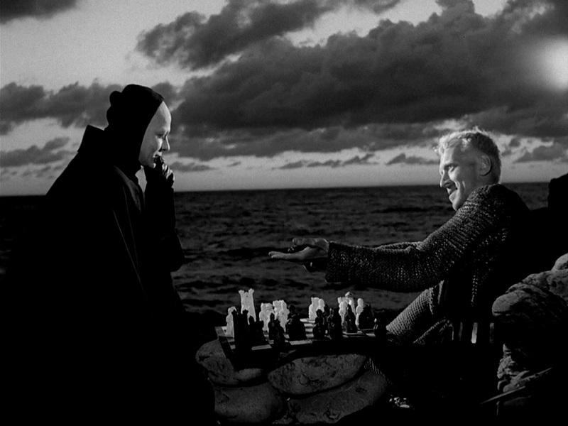 """""""Il settimo sigillo"""" di Ingmar Bergman"""