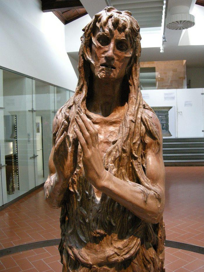 La Maddalena penitente di Donatello