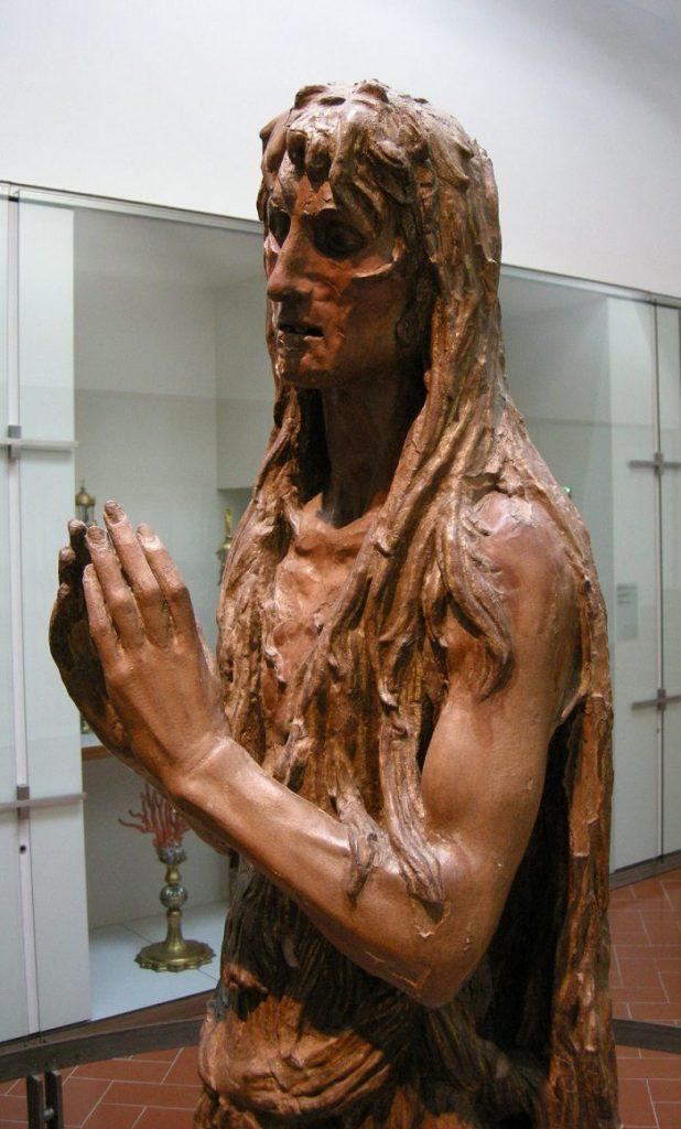 Scultura religiosa in legno