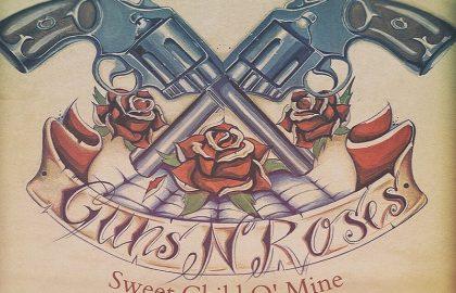 """Sweet Child o' Mine"" dei Guns N' Roses"