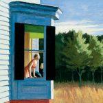 """""""Cape Cod Morning"""" di Edward Hopper"""