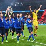 Europei EURO 2020 UEFA. Italia vince Inghilterra