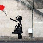 """""""La bambina con il palloncino / Girl with Balloon / Balloon Girl"""" di Banksy"""