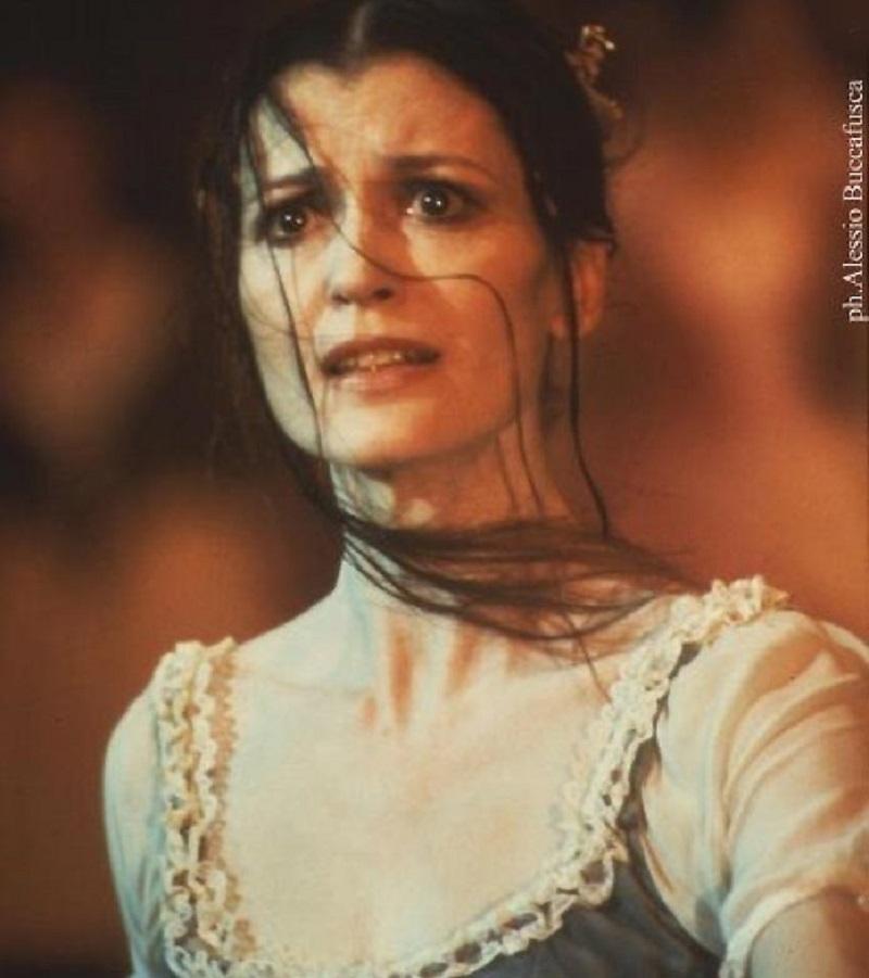 Carla Fracci: passione e interpretazione attoriale in danza