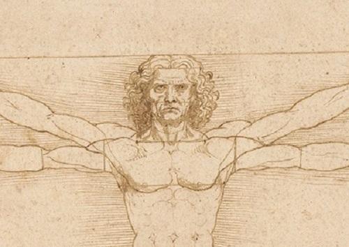 Autoritratto di Leonardo da Vinci