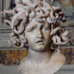 """La """"Testa di Medusa"""" di Gian Lorenzo Bernini"""