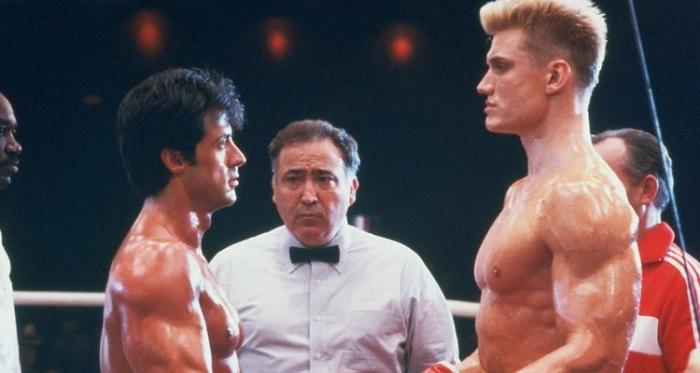 Match tra Apollo e Rocky Balboa di Sylvester Stallone