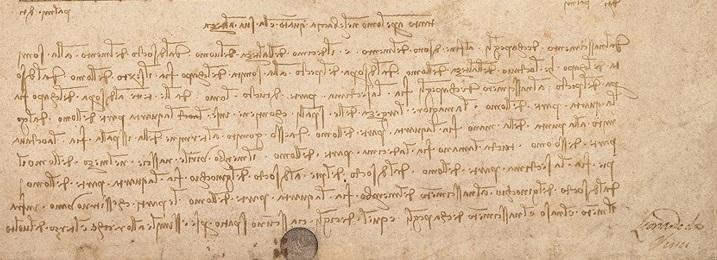 """L'""""Uomo Vitruviano"""" di Leonardo da Vinci. Note a margine"""