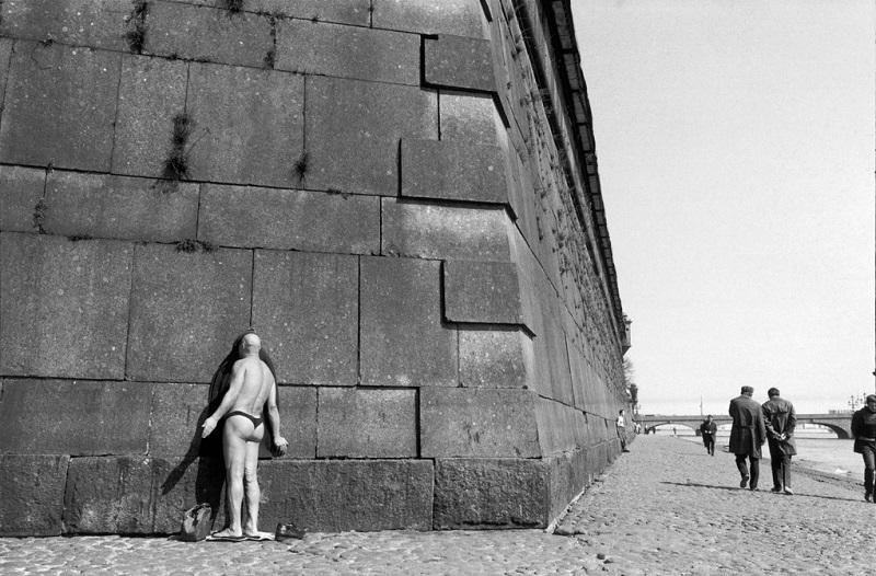 Henri Cartier-Bresson. SOVIET UNION. Leningrad. Peter and Paul's fortress