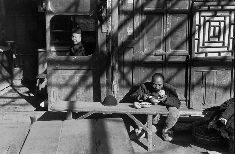 Henri Cartier-Bresson. CHINA. Beijing. Final days of the Kuomintang