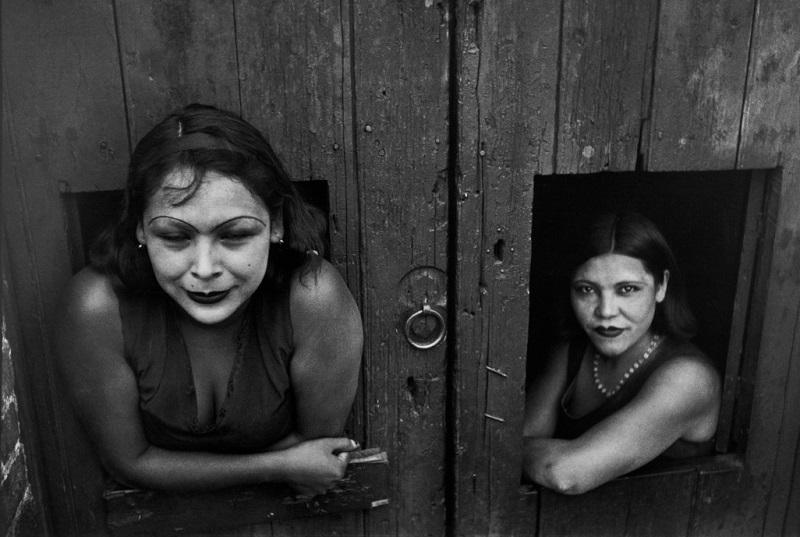 MEXICO. Mexico City. Prostituées.