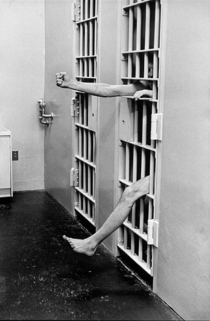 Henri Cartier-Bresson. Model prison of Leesburg