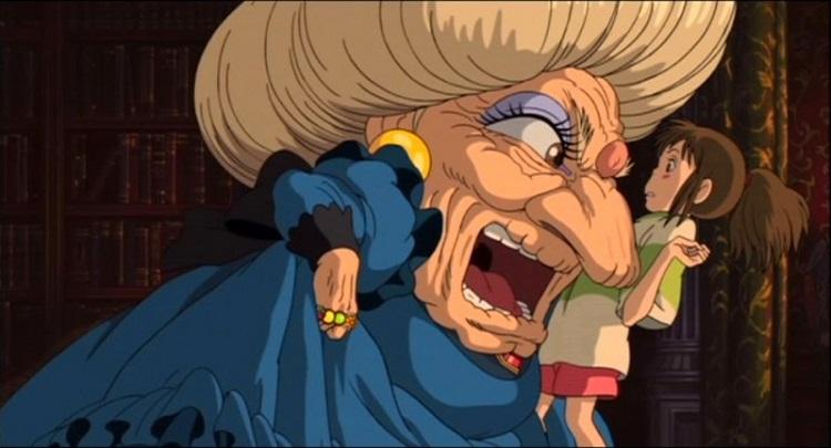 """La città incantata"" di Hayao Miyazaki"