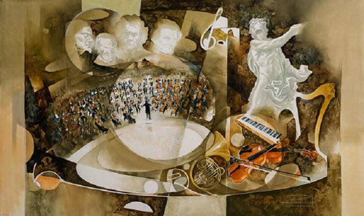 Hommage aux compositeurs di Roger Suraud