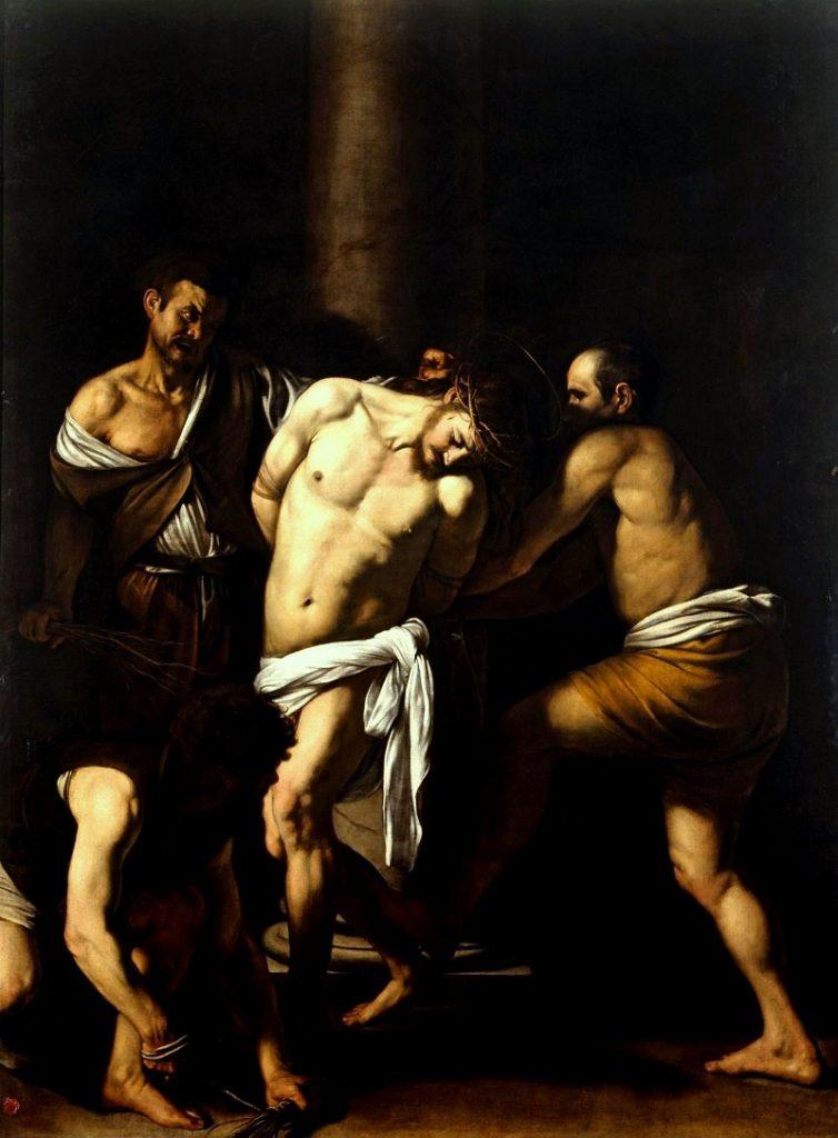 """La """"Flagellazione di Cristo"""" di Caravaggio"""