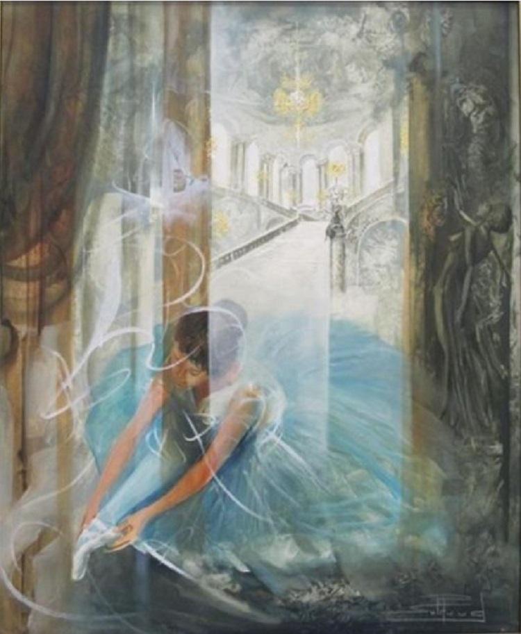 La ballerine di Roger Suraud