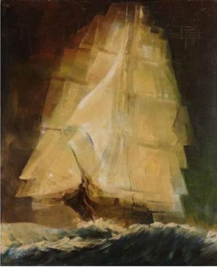 Le vaisseau fantome di Roger Suraud