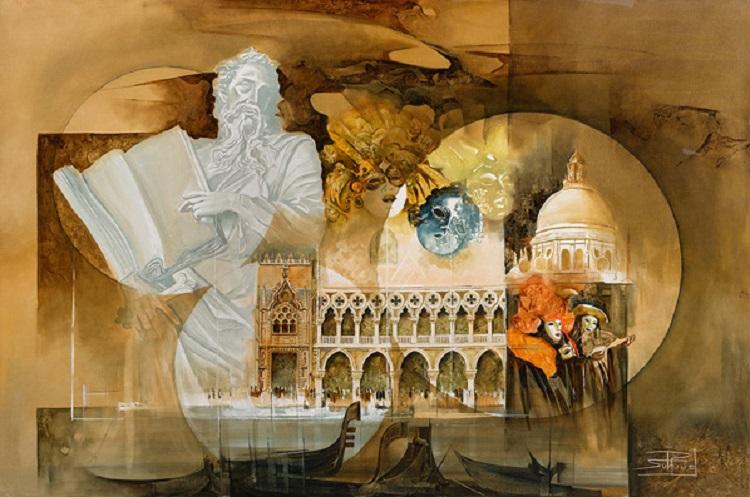 Les mysteres de Venise di Roger Suraud