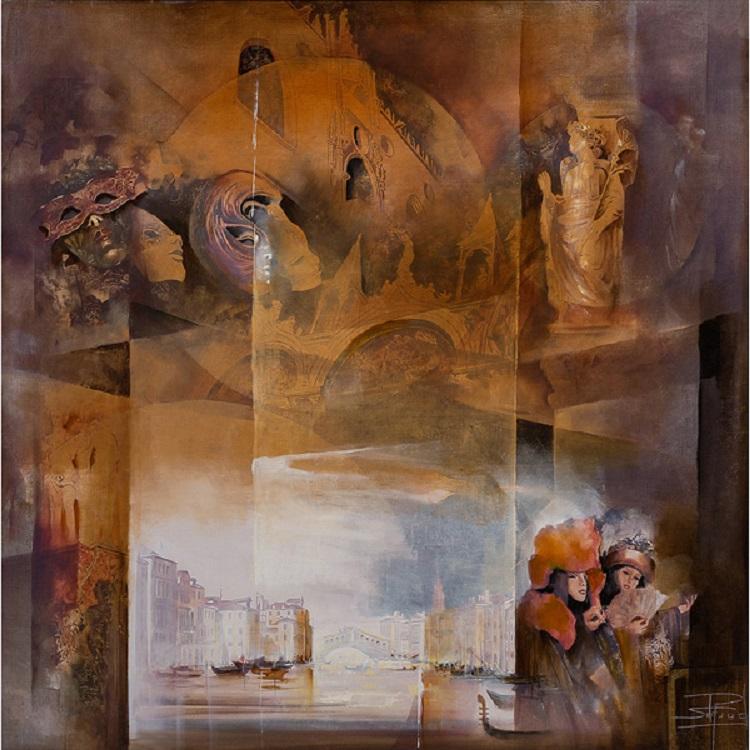 Masques di Roger Suraud