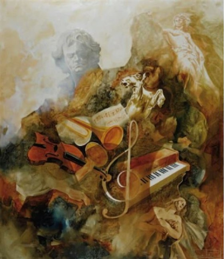 Musique Beethoven di Roger Suraud