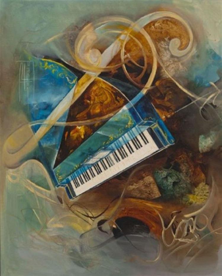 Piano di Roger Suraud