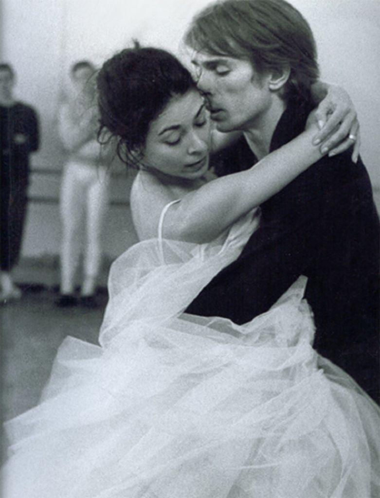 con Margot Fonteyn